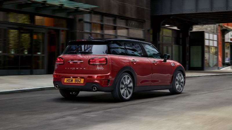 Open More Doors With The New Mini Clubman Automobile Magazine Uk