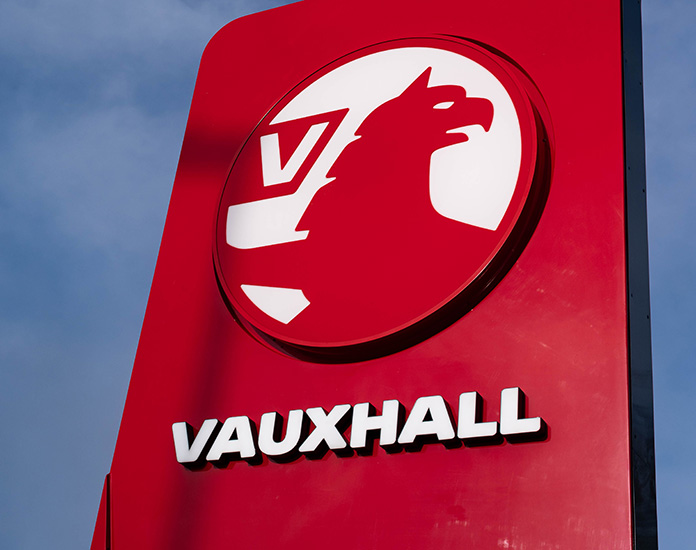 Vauxhall's headquarters at Chalton House